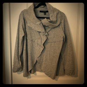 Kensie Blouse /Cardigan/Light sweater